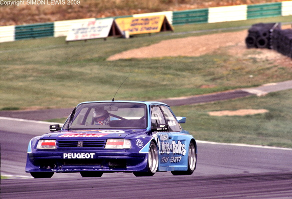 McMillan's Peugeot 309-Cosworth